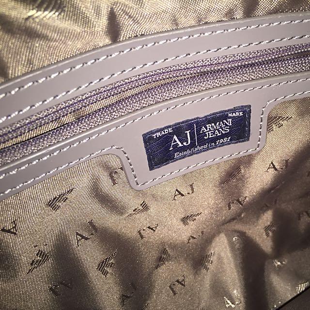 Armani jeans Top Handle Bag
