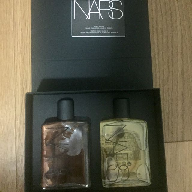 Nars Body Glow Duo