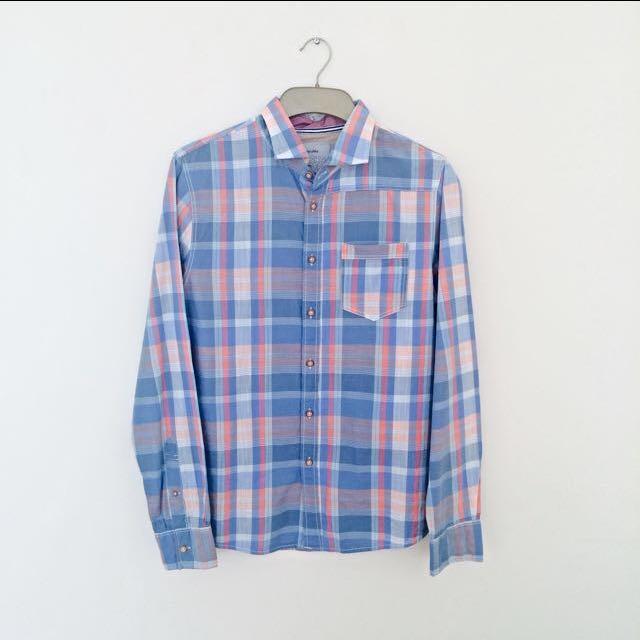 Bershka Men's Shirt