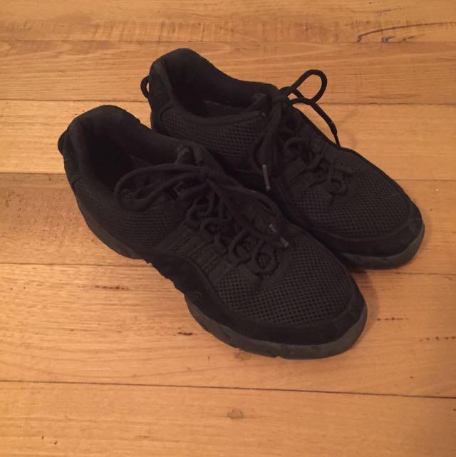 Black Bloch Dance Shoes UK7.5