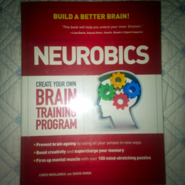 Brain Training Book