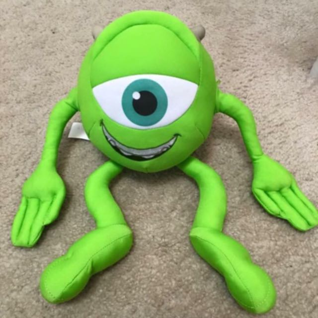 *Brand New* Original Mike Wazowski