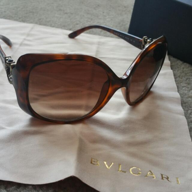 Bvlgari Glasses
