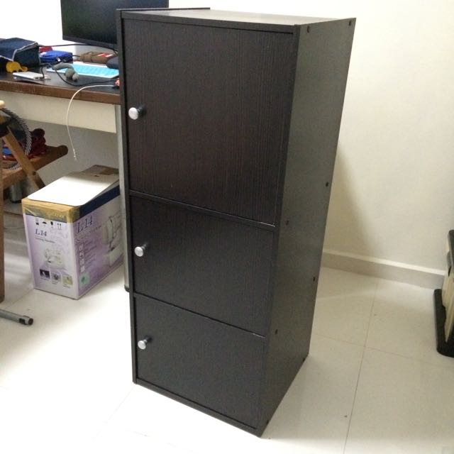 Cabinet 3 Door
