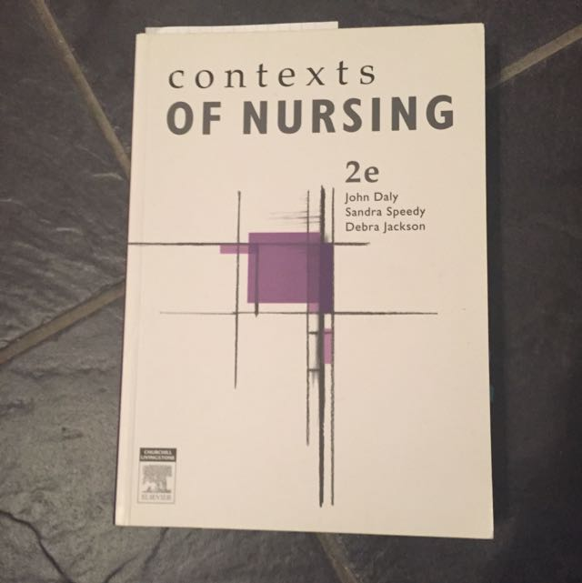 Context Of Nursing