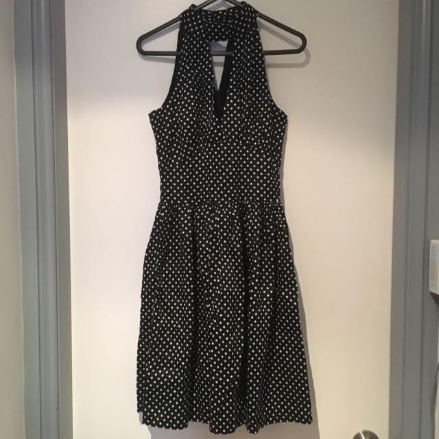 Dangerfield POLKADOT Vintage Dress