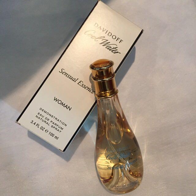 Davidoff Woman Cool Water Sensual Essence Edp 100ml Health Beauty