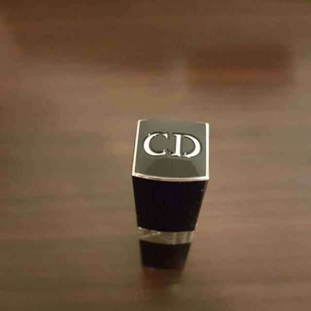 (保留)Dior口紅色號760