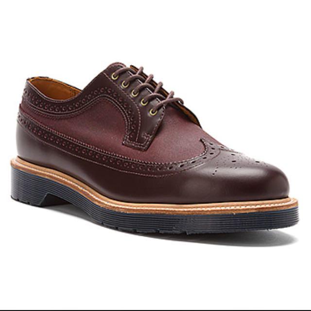 Dr. martens alfred oxblood 馬丁牛津鞋