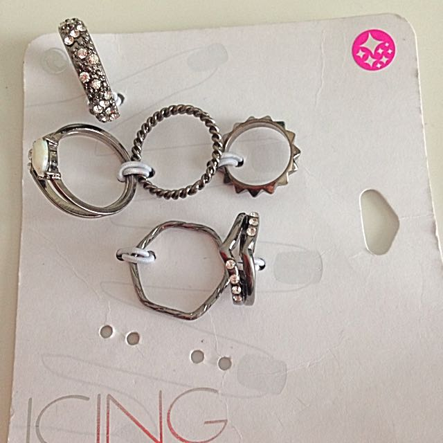 Icing Pack Of Knuckle / Rings