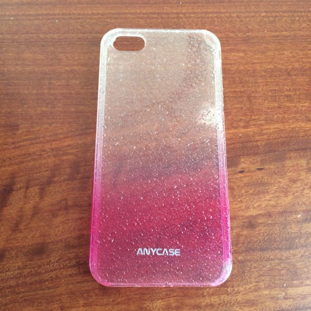 iPhone 5/5s Raindrop Case