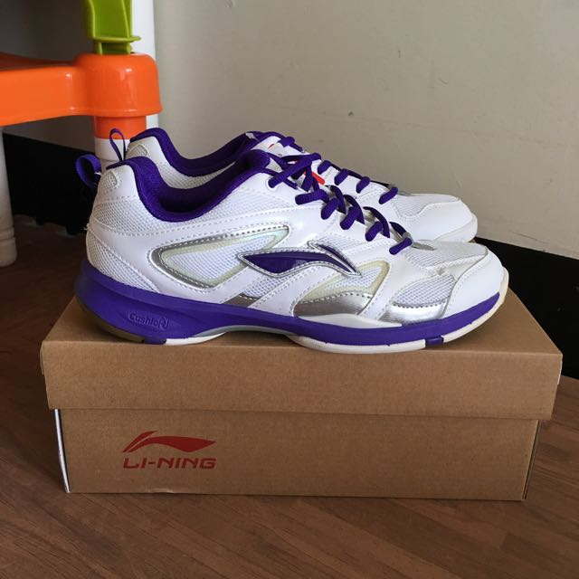 全新LI-NING專業羽球運動鞋