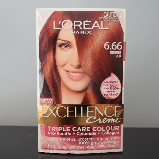 Loreal - Intense red
