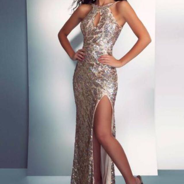 Mac Duggal Formal Evening Dress