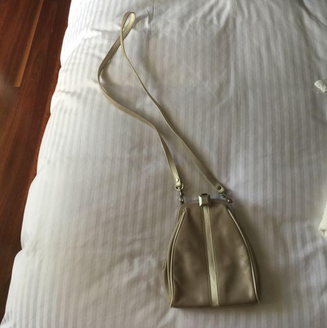 Mimca Satchel - Leather
