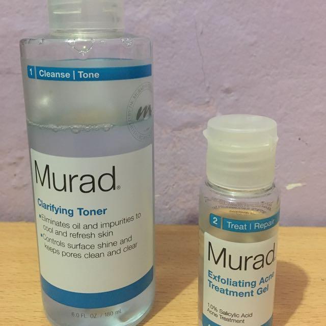 Murad Acne Series