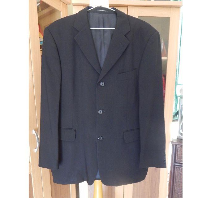 OLIVER CONRAD black men's jacket