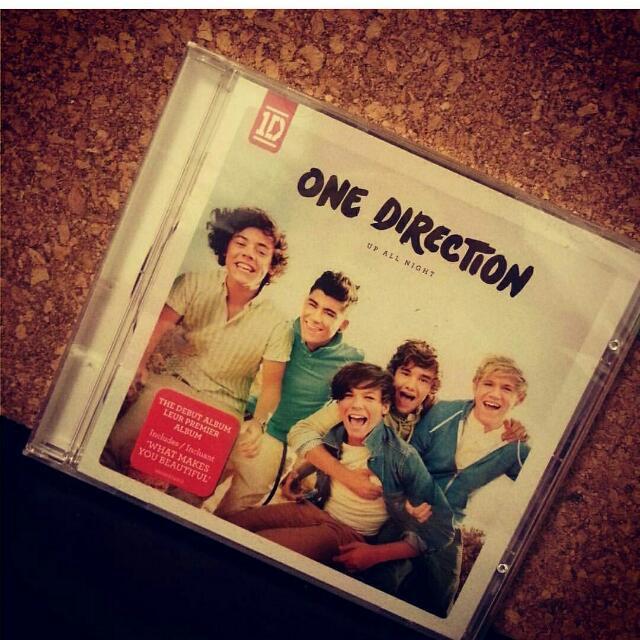 One Direction Album