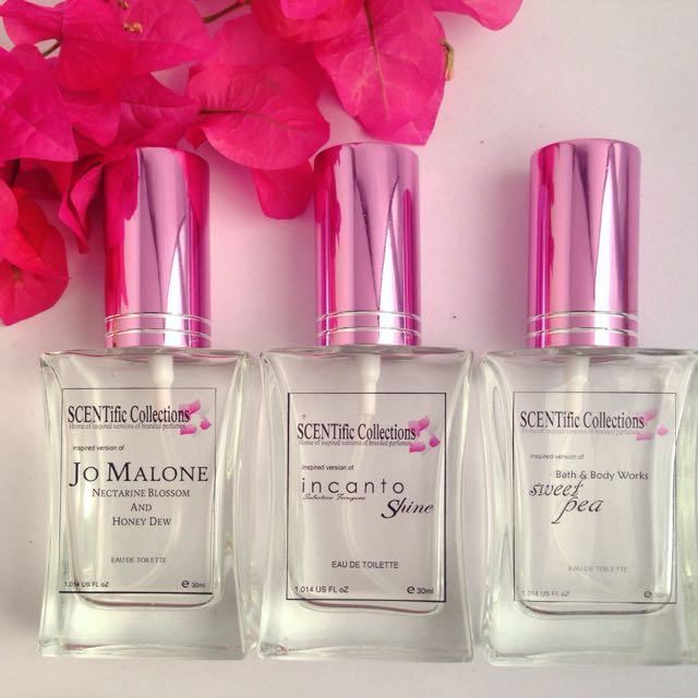 Perfume Inspired By Branded Perfumes