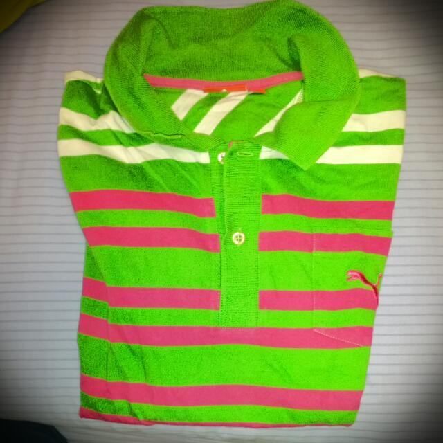 Puma Polo T Shirt