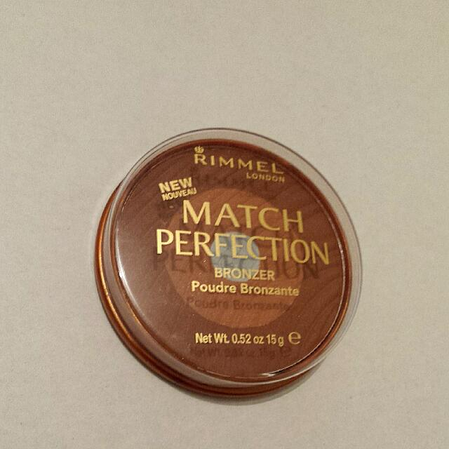 Rimmel Match Perfection Bronzer 003 Medium/Dark