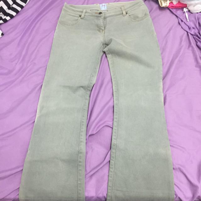 Sass & Bide Jeans Size 12