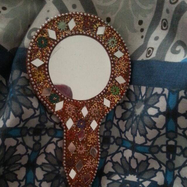 Small Handbag Mirror