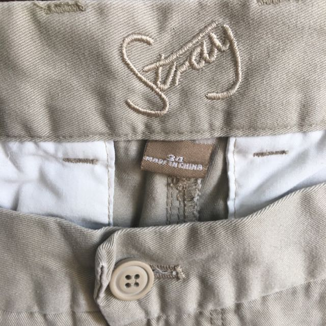Sz34 Roger David Slim Chino