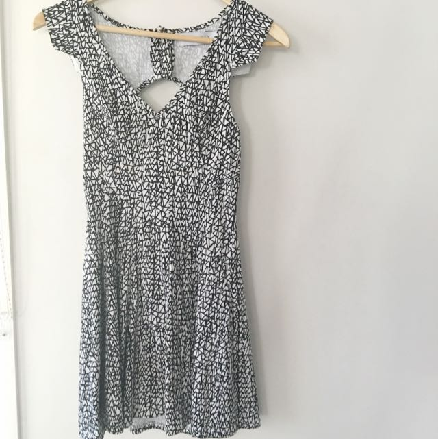 Sz8 Dress Super Cute