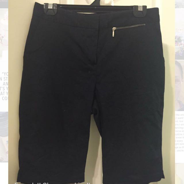 Target Size 10 Knee Length Work Pants