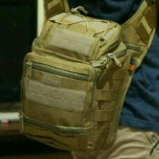 Tas Selempang Army YF 803
