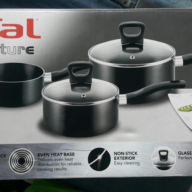 Tefal Signature Sauce Pans