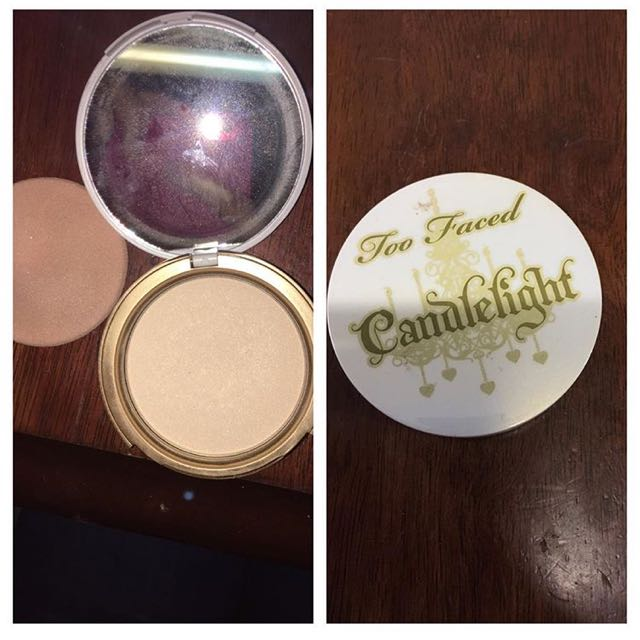 Too Faced Candlelight Hughlighter