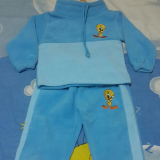 華納崔弟tweety兒童套裝
