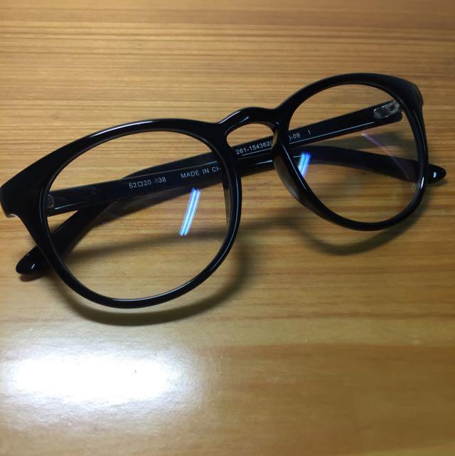 UNIQLO 平光眼鏡