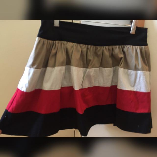 URBAN BEHAVIOUR Multicoloured Skirt