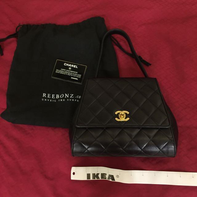 0d737080cc7b Vintage Chanel Dinner Bag, Luxury on Carousell