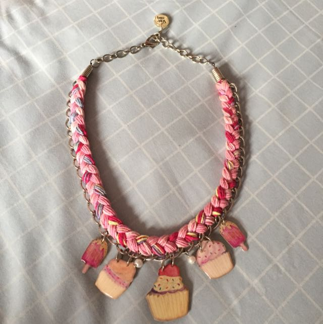 [Youniq] Yummy Pink Necklace