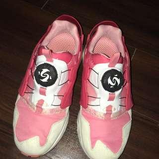 Puma Disc Blaze Coastal 粉紅 粉色 轉盤 鞋