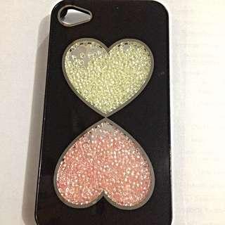 Heart Casing iPhone 4