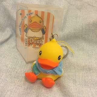 B.Duck 鎖匙扣