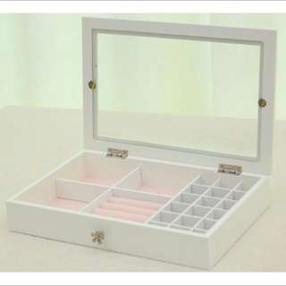 DAINTY KOREAN ACCESSORIES STORAGE BOX