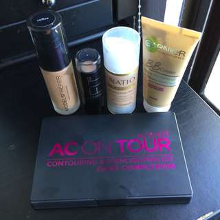 Drugstore Makeup Bundle