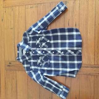MILKSHAKE Brand Boys Long Sleeved Shirt