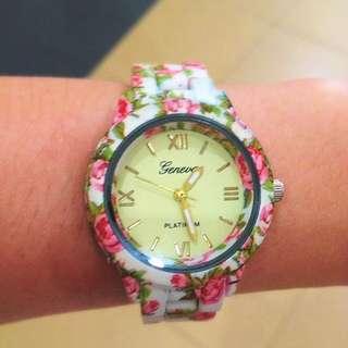 Jam Tangan Bunga