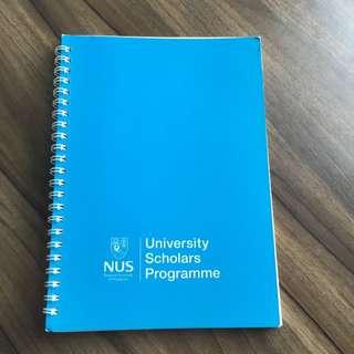 USP Notebook