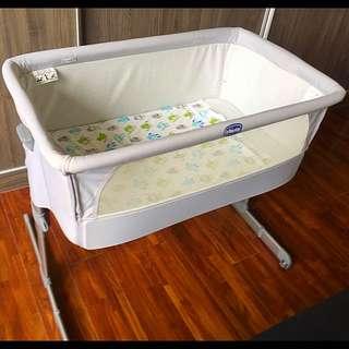 Next2 Me 嬰兒床