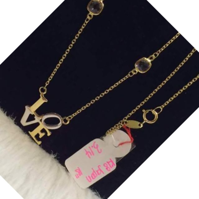 100% Puregold/Real jewelries 100% Pawnable/maprenda Legit seller All items are pre-order