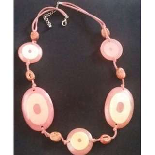 Pink Pastel Necklace