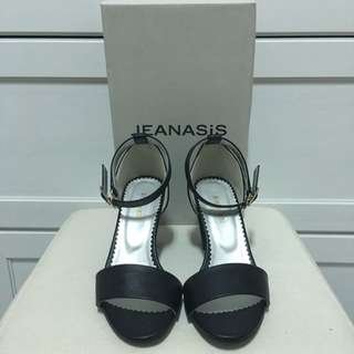 JEANASIS 全新 高跟涼鞋